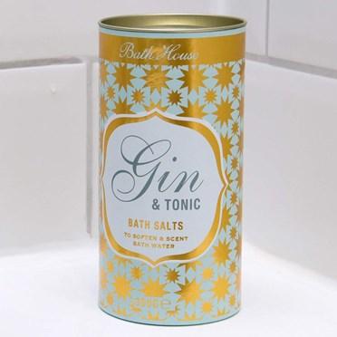 Gin & Tonic Bath Salt Tube
