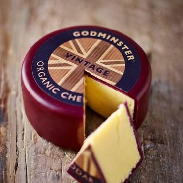 Godminster Organic Cheddar Gift Box