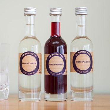 Godminster Triple Tipple Vodka Drinks Set