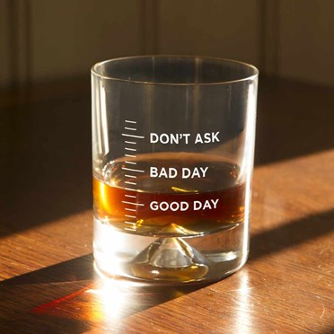Good Day, Bad Day Tumbler