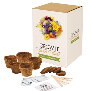 Gourmet Flowers Grow It Kit