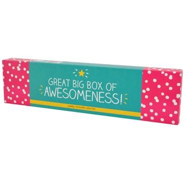 Great Big Box of Awesomeness Chocolates