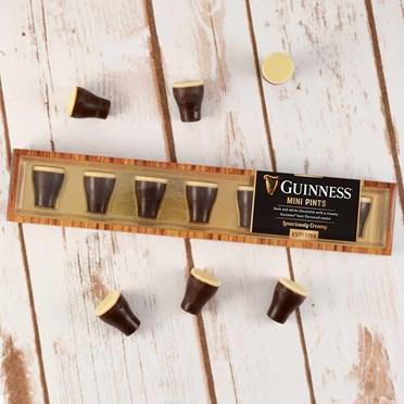 An image of Guinness Mini Pint Chocolates