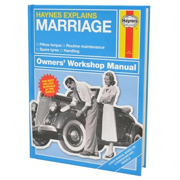 Haynes Explains Marriage - The Manual