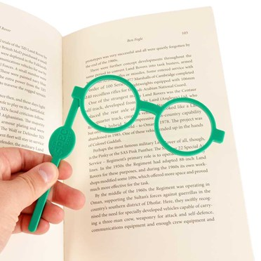 Inspectors Magnifying Readers