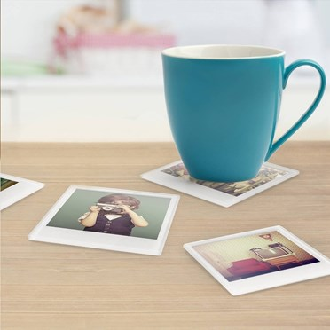 Instant Coasters Set of 4