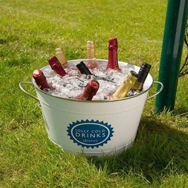 Jolly Cold Drinks Bucket