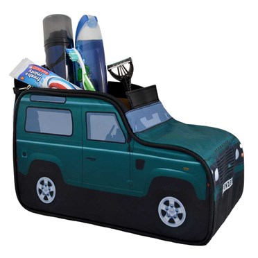 Land Rover Defender Wash Bag