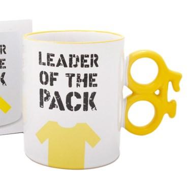 Leader of the Pack Bike Lovers Mug
