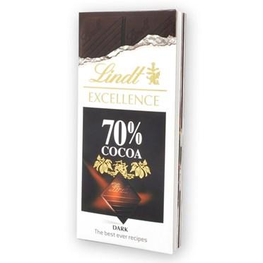 Lindt Chocolate Recipe Book