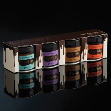 An image of Liquid Fudge Sauce Gift Pack