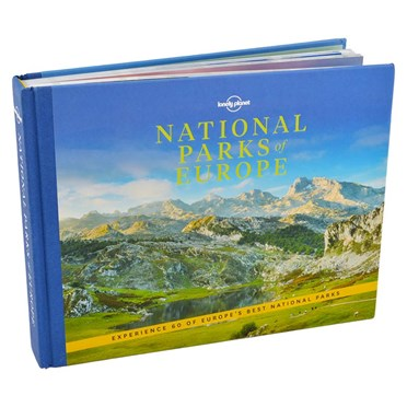 Lonely Planet's National Parks of Europe