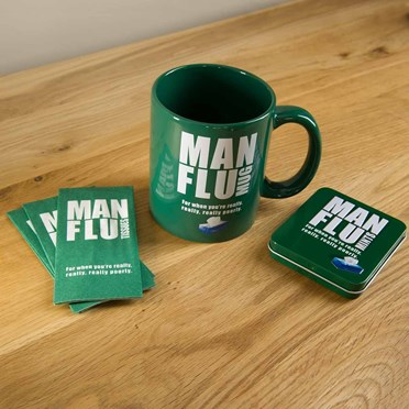 Man Flu Gift Set