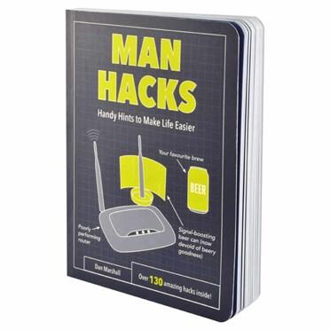 Man Hacks Book
