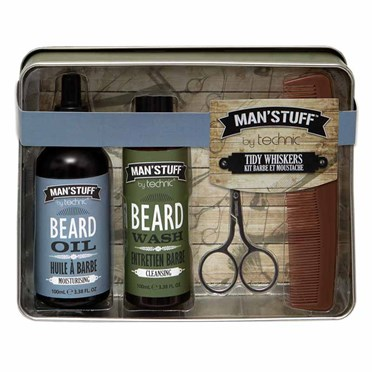 Tidy Whiskers Beard Kit