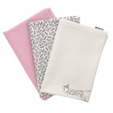 Mary Berry Set of 3 Tea Towels