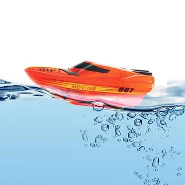 Micro Radio Control Boat