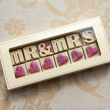 MR and MRS Chocolates