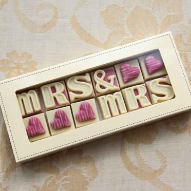 MRS and MRS Chocolates