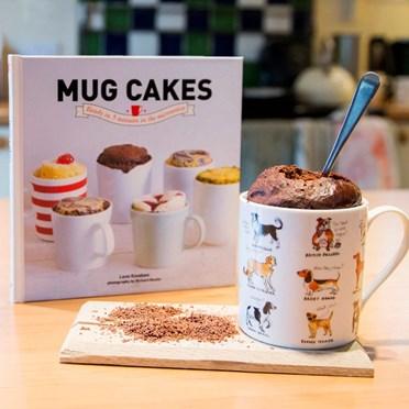 Mug Cakes Book