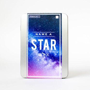 Name A Star Gift Box