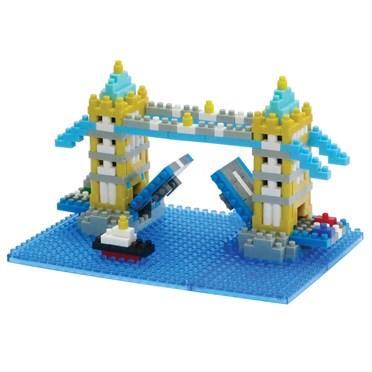 Nanoblock Tower Bridge Model
