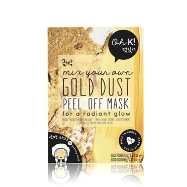 Mix Your Own Gold Dust Masks