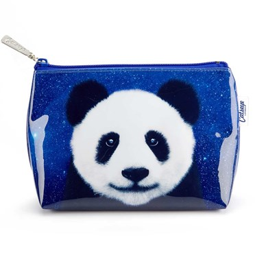 Panda Make-Up Bag