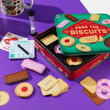 Pass The Biscuits Game