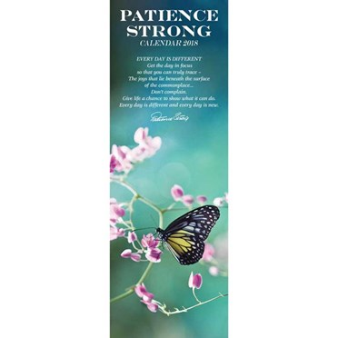 Patience Strong Calendar 2018