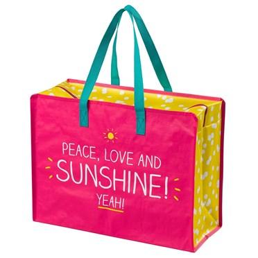 Peace, Love and Sunshine Yeah! Bag