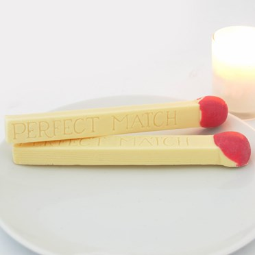 Perfect Match Chocolate Matchsticks
