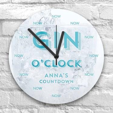 Personalised Gin O' Clock