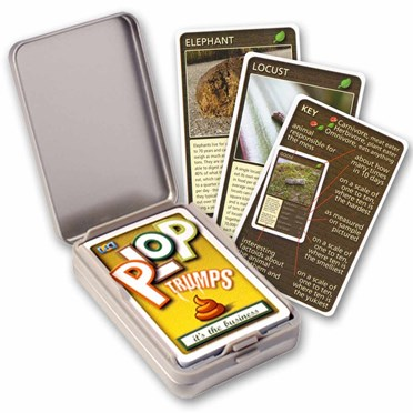 Plop Trumps - Wicked but very funny!