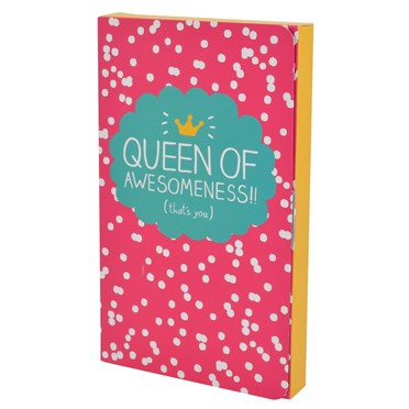 Queen of Awesomeness Chocolate Gift Card