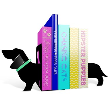 Really Long Sausage Dog Bookends