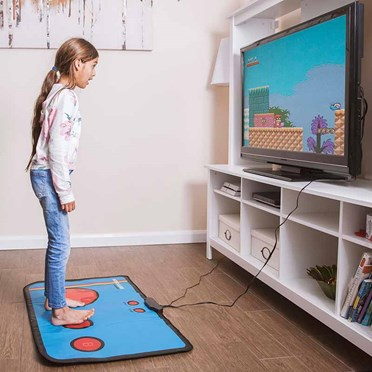 Retro Gaming Mat