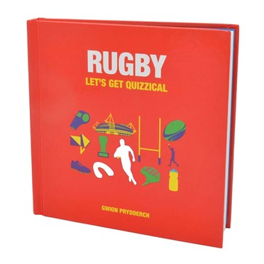 Rugby: Let's Get Quizzical Book