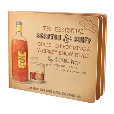 Scratch & Sniff Whisky Book