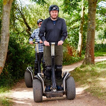 Segway Experience For 2