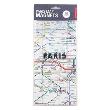 City Map Fridge Magnets