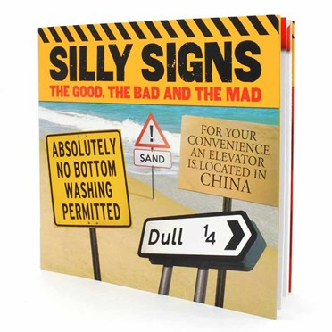 Silly Signs Book