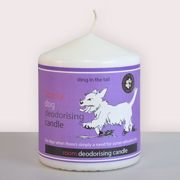 Smelly Dog Deodorising Candle