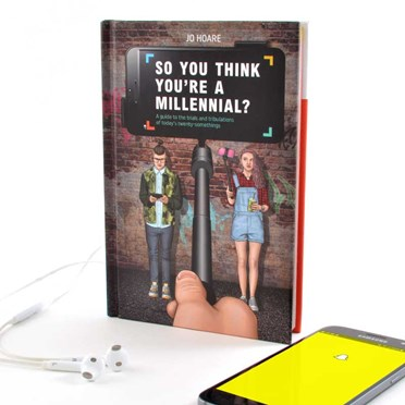So You Think You're A Millennial? Book