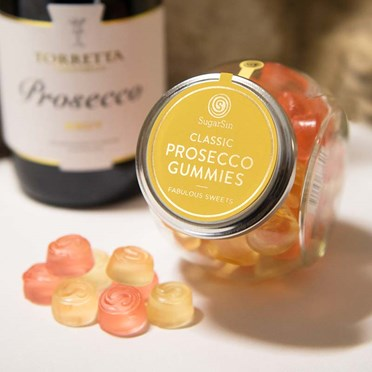 An image of Sweet Prosecco Gummies