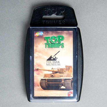Tank Museum Top Trumps