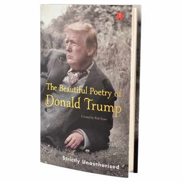 Donald Trump Poetry Book
