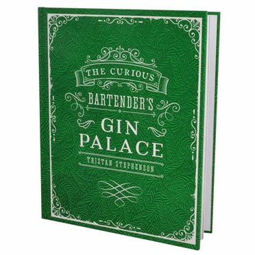 The Curious Bartender's Gin Palace Book