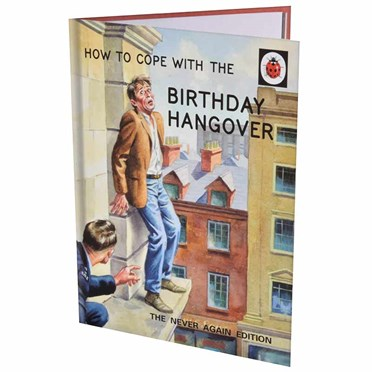 The Hangover Birthday Card