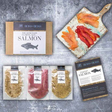 An image of The Homemade Salmon Curing Kit